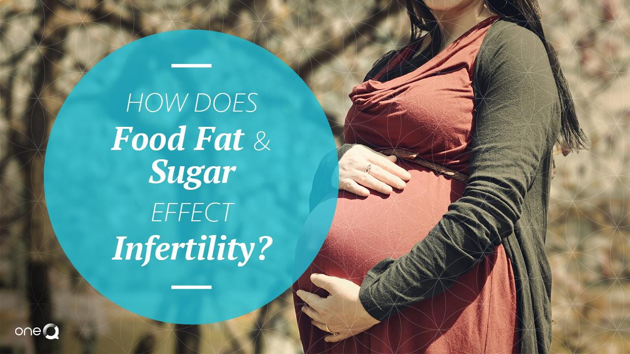 How Does Food, Fat and Sugar Effect Infertility? - Simply One Question - One Q