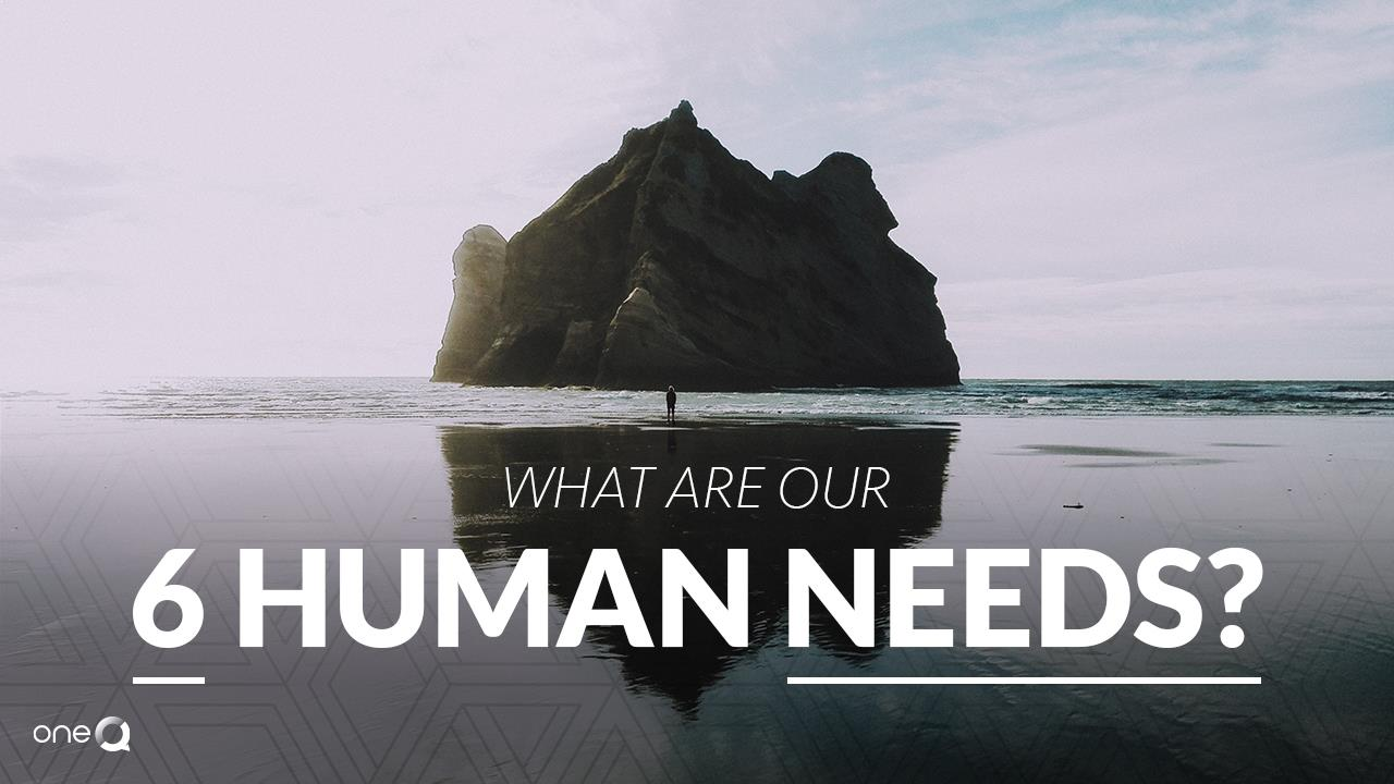 What Are Our 6 Human Needs? - Simply One Question - One Q