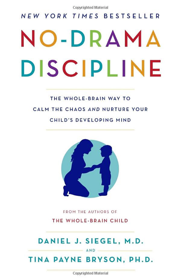No-Drama Discipline: The Whole-Brain Way to Calm the Chaos and Nurture Your Child's Developing Mind - Simply One Question - One Q