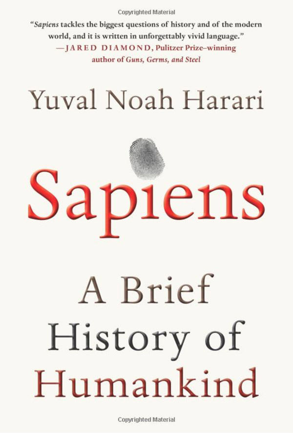 Sapiens - Simply One Question - One Q