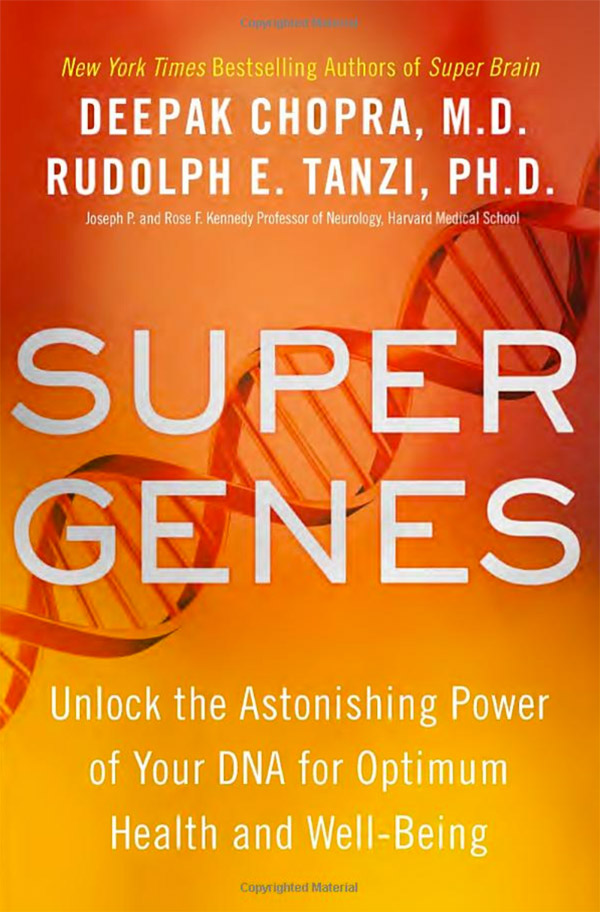 Super Genes: Unlock the Astonishing Power of Your DNA for Optimum Health and Well-Being - Simply One Question - One Q