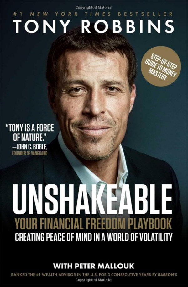 Unshakeable: Your Financial Freedom Playbook - Simply One Question - One Q